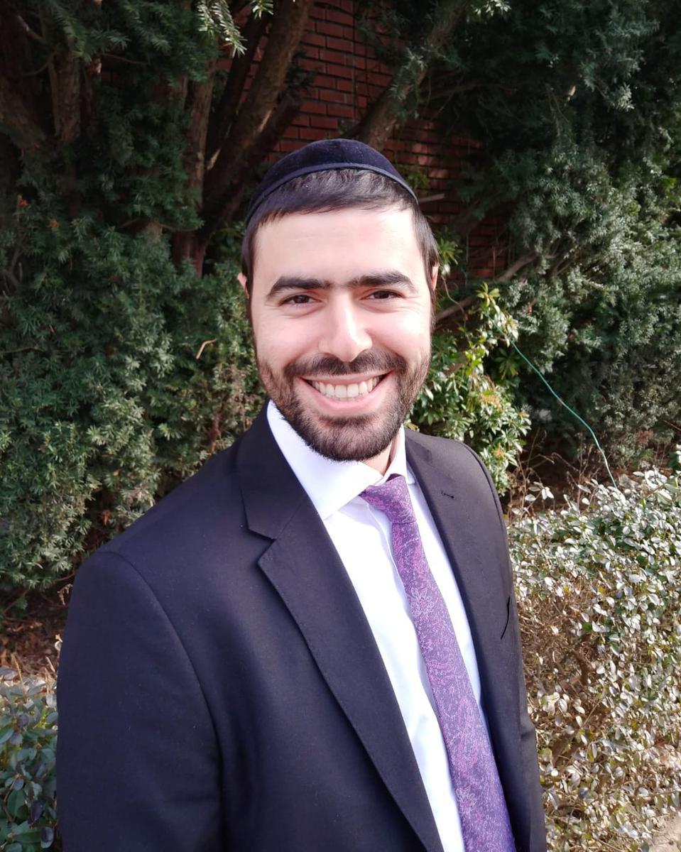 Yechiel Aharonof profile picture